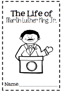 What the Teacher Wants!: YAY for Dr. King Day!