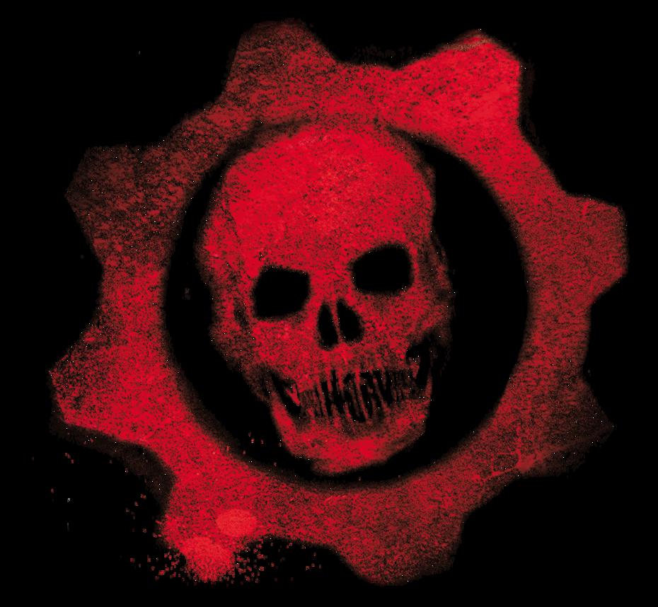 Gears Of War Logo Jogos De Tiro