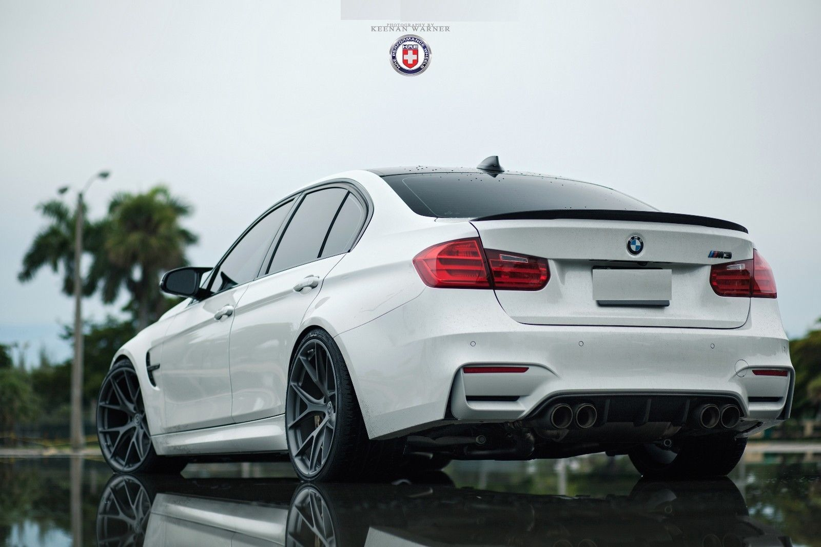 A mineral grey bmw m3 has been equipped with a set of hre classic 300 wheels in brushed titanium and showcased in this gorgeous shoot bmw pinterest