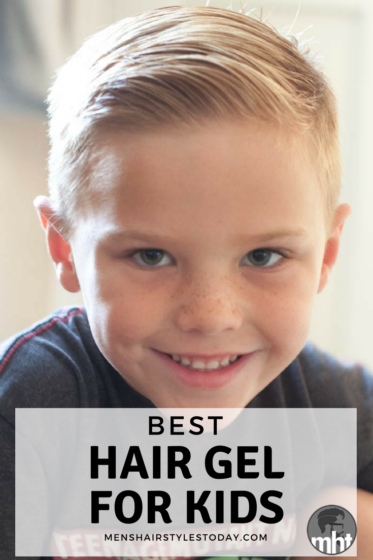 Top 5 Best Hair Gels For Kids That Provide The Perfect Hold 2020 Baby Hair Gel Kids Hair Gel Baby Boy Hairstyles