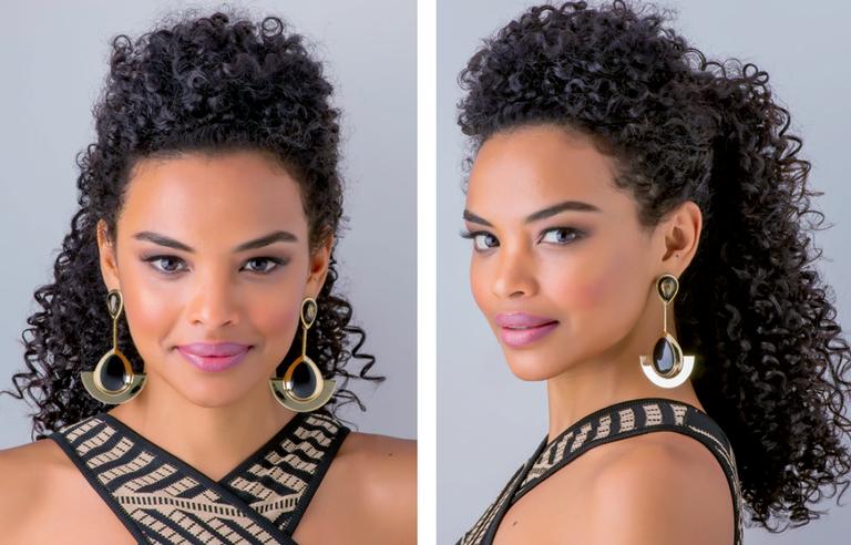 Penteados para Cabelo Crespo 2022: Modelos e Fotos