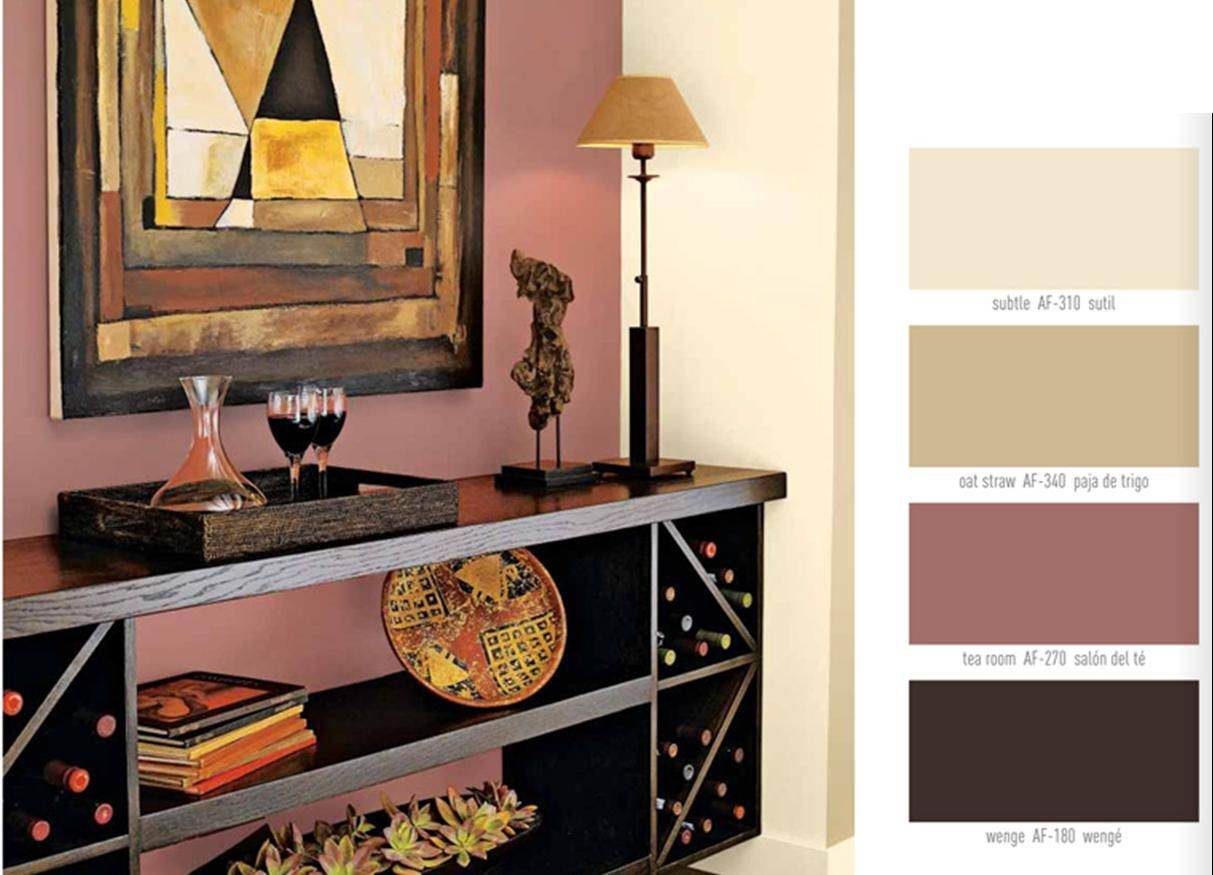 Room While Choosing Paint Colors