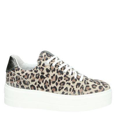 ef01c58a397 PS Poelman dames platform sneakers multi | Dingen om te kopen in ...
