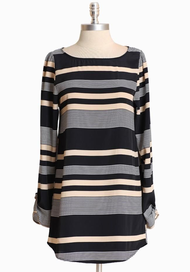 Lines and stripes! Stripes and lines!