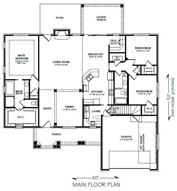 Olivia | Stephen Davis Home Design