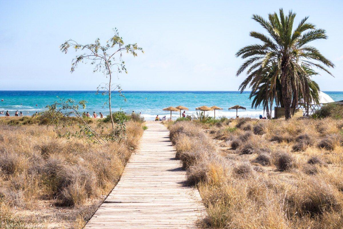 Paraísos De Murcia Percheles Viajar Por España Murcia Sitios Para Viajar
