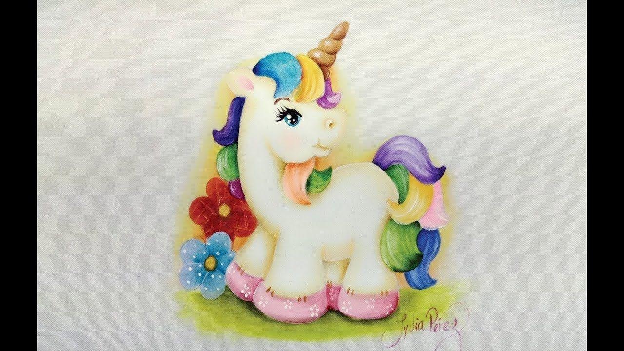 Resultado De Imagen Para Unicornio Con Arco Iris En Madera