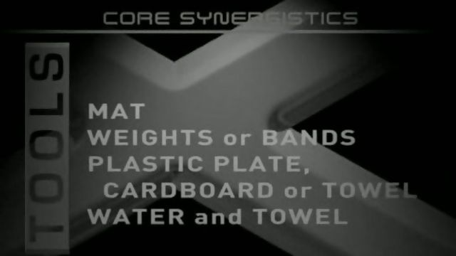 P90x Core Synergistics   fitness   Workout videos, Workout