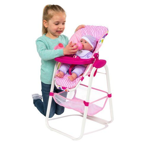 Beautiful Superb Dollu0027s Highchair Now At Smyths Toys UK! Buy Online Or Collect At  Your Local