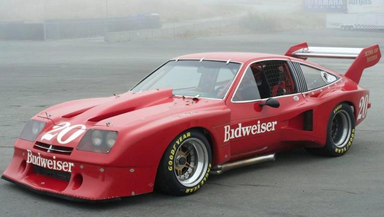1976 Imsa Chevrolet Dekon Monza Voiture De Sport Voiture Moto