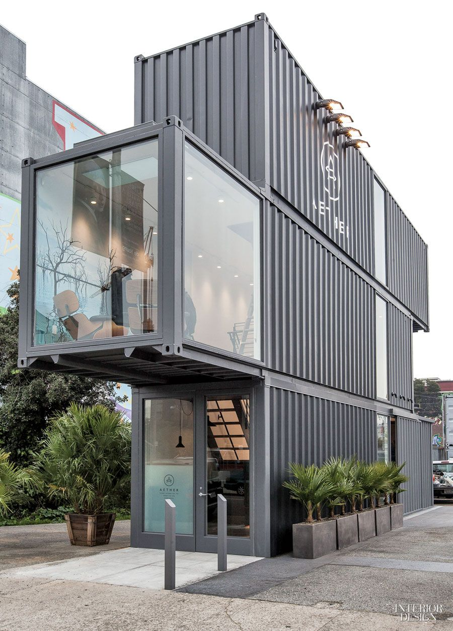 Shipping container retail   Cargo Containers   Pinterest ...