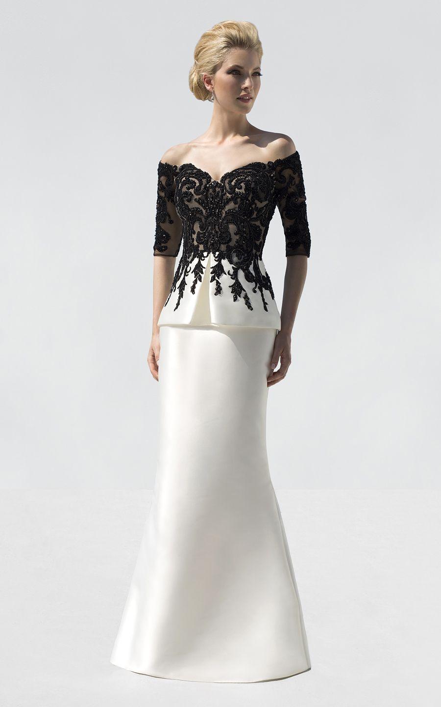 Us u peplum lace bodice sheath prom dress riswedding