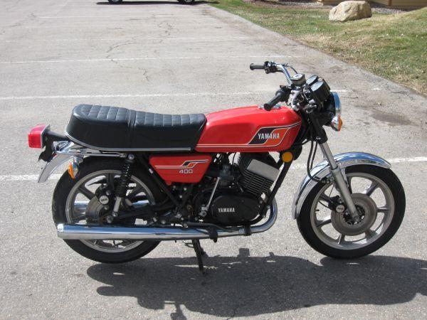 Come To Mama Yamaha Rd 400 バイク