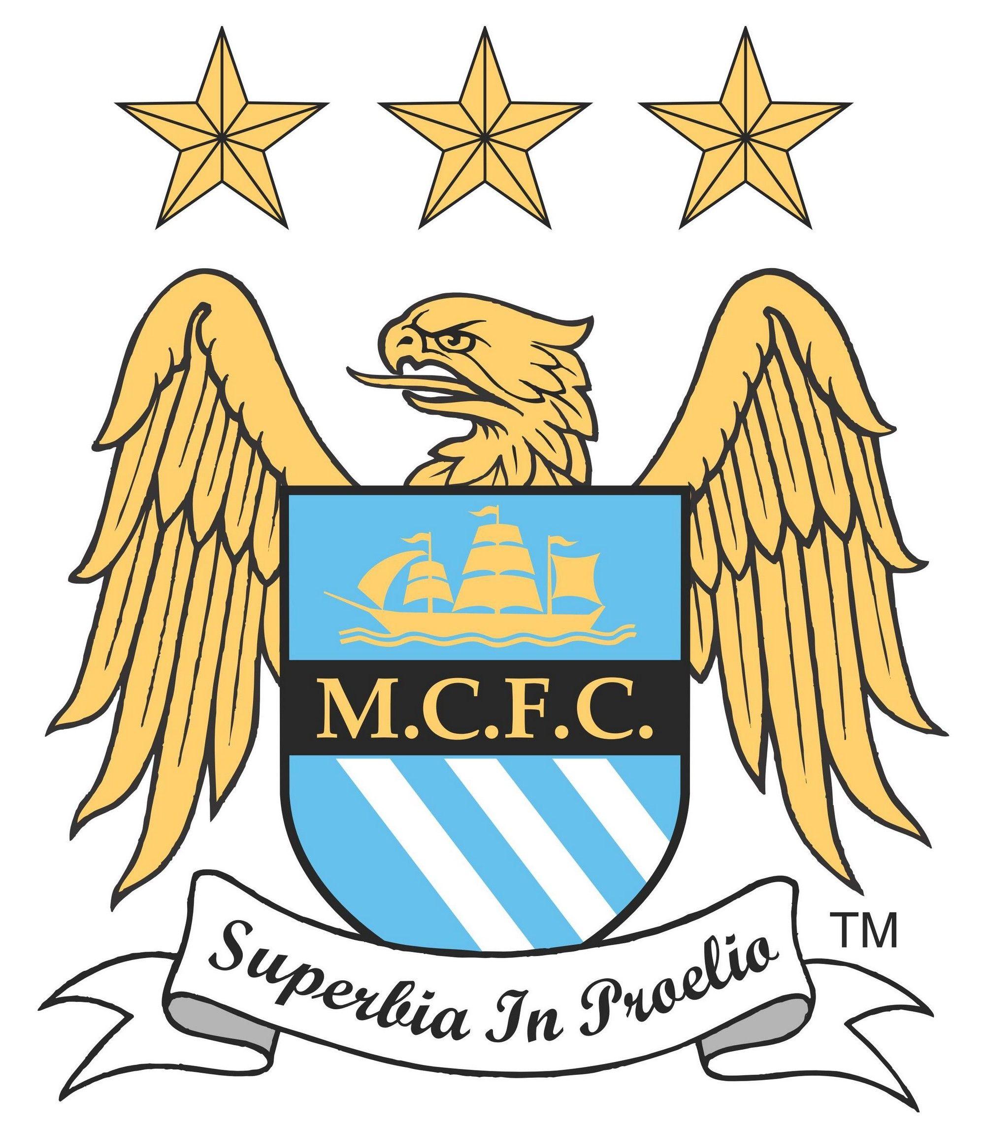 Manchester City Logo Download Vector   Futbol, Ingiltere, Spor