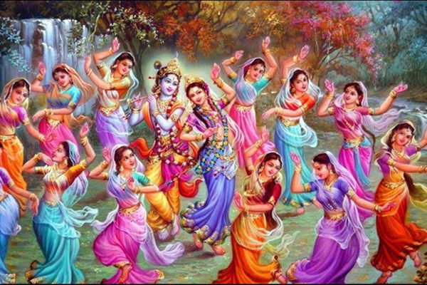 5 Invaluable Love And Life Lessons From Radha-Krishna's