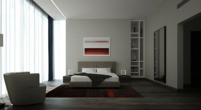 Inspiration Schlafzimmer mit Designer Akzenten   Schlafzimmer ...