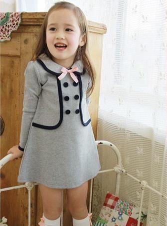 b230fc2bdb88 New children girls dress