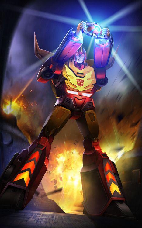 Transformers - Rodimus Prime