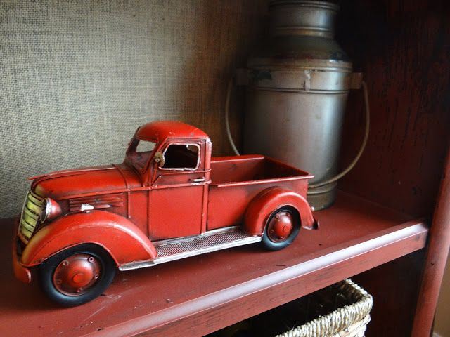 Vintage Car Bedroom