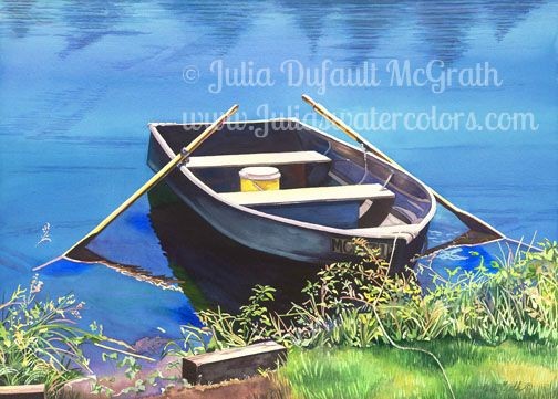 """""""Remembering Jujonali""""  The original is in a private collection, but the Limited Edition Giclee's are available in two sizes.  30w x 22h  24w x 18h"""