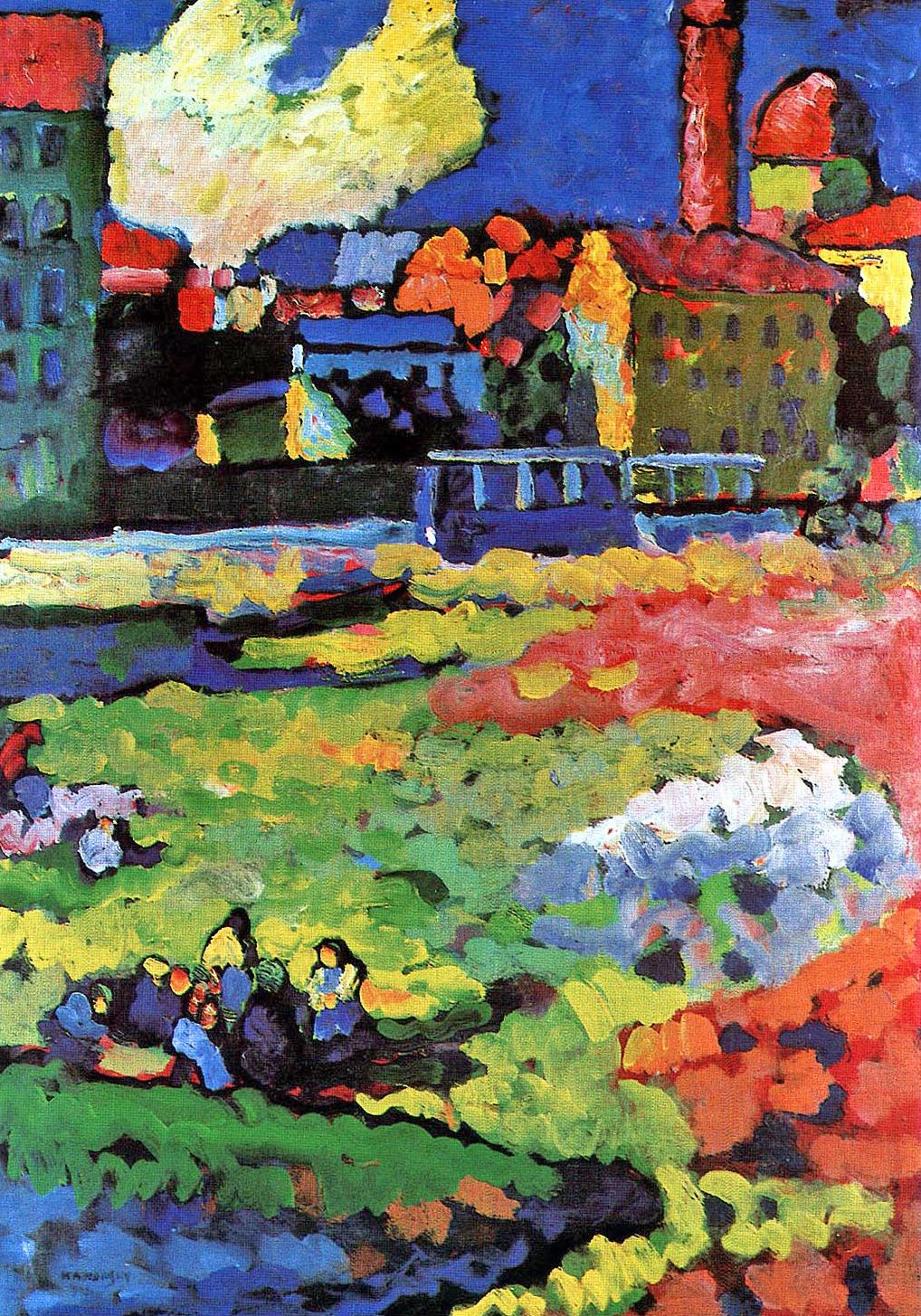 Urgetocreate Kandinsky Art Art Kandinsky