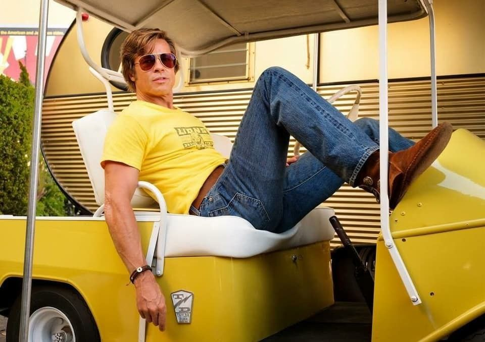 Once Upon A Time In Hollywood Brad Pitt Hollywood Películas Completas