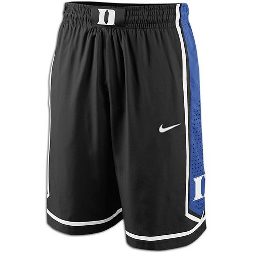0dc66d36f34a Authentic Duke Shorts Black