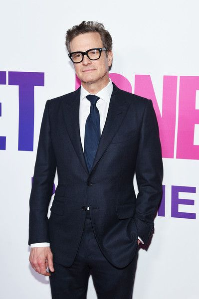 """Colin Firth Photos Photos - Colin Firth attends the """"Bridget Jones Baby"""" New…"""