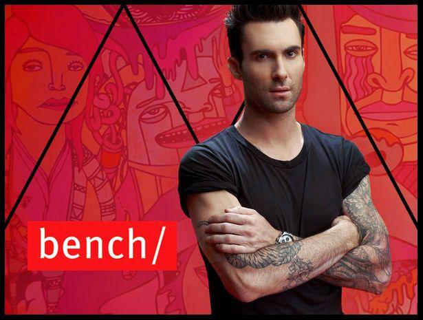 Adam Levine Endorses Bench Clothing Philippines Bench Clothing Adam Levine Yes Man