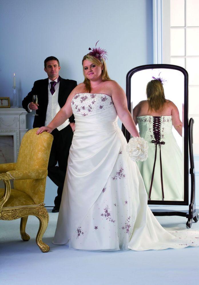 Über Google auf openpr.de gefunden   Brautkleid   Pinterest   Fat ...