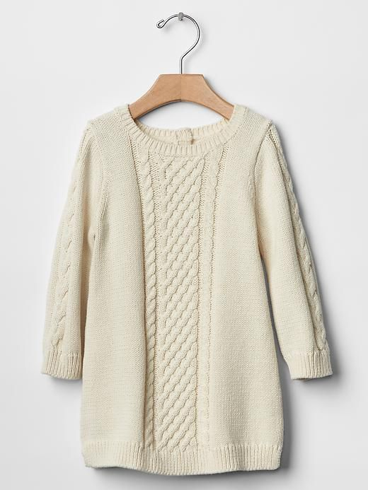 45ea0506a6c31 Cable knit dress | Baby Gap, Gap Kids, Hanna Andersson, Mini Boden ...