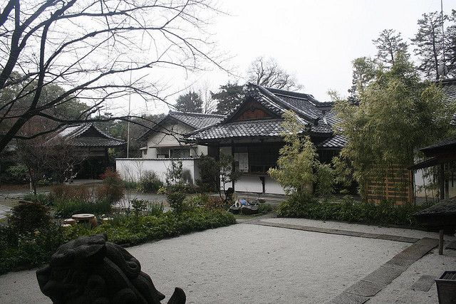 Gardens in and around Imperial Palace, Kyoto | by roryrory