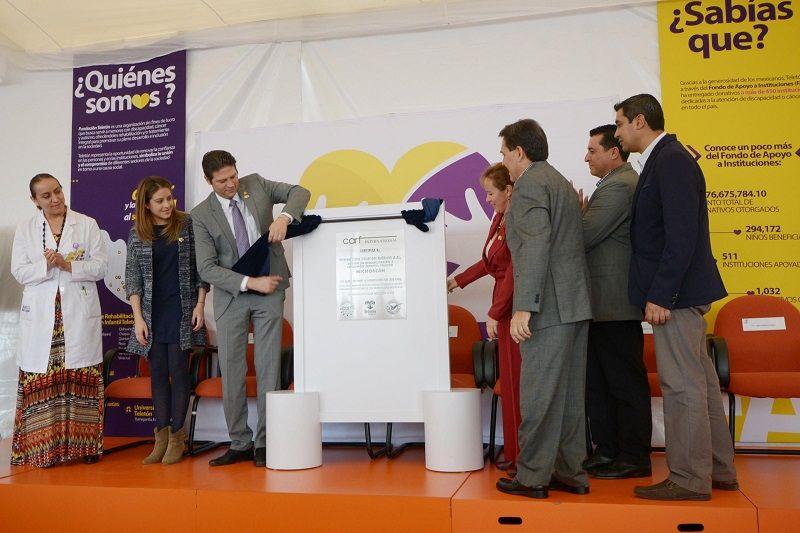 El Ayuntamiento de Morelia promoverá el desarrollo integral de las personas con discapacidad, a fin de alcanzar una verdadera igualdad de oportunidades a través del fortalecimiento de su perspectiva en ...