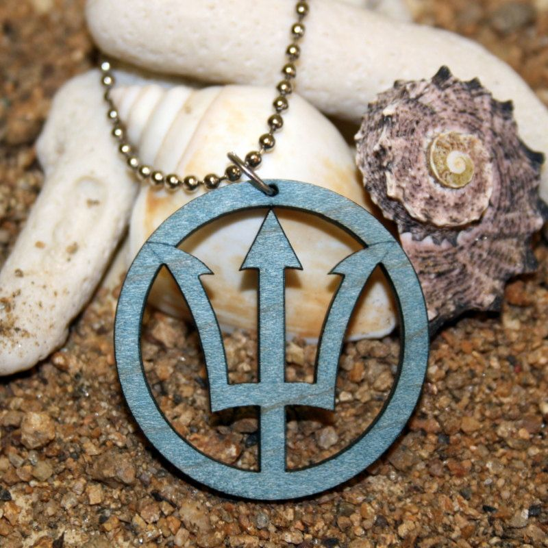 pendant necklaces of wholesale in and jackson vintage poseidon leather item percy enamel women men pendants sea necklace trident rope from monsters