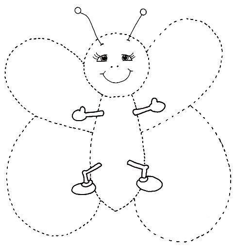 Dibujos Infantiles Para Puntear Trazar Y Dibujar Dibujos De Puntos Grafomotricidad Actividades De Lectura Preescolar