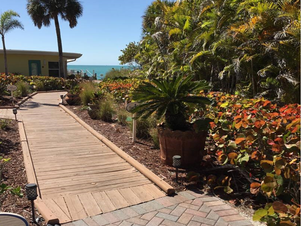 Our walkway to the beach! | Pearl beach, Florida hotels ...