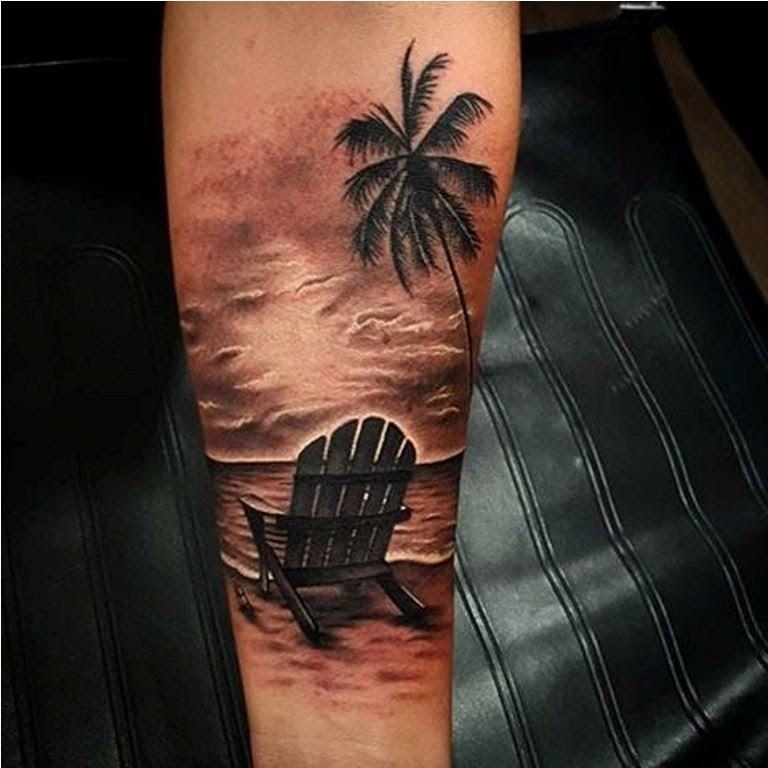Tattoo Miami Beach | TATTOOS | Sunset tattoos, Tattoos, Mermaid tattoos