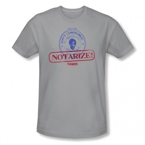 The League Don't Compromise, Notarize TShirt, FX, Taco