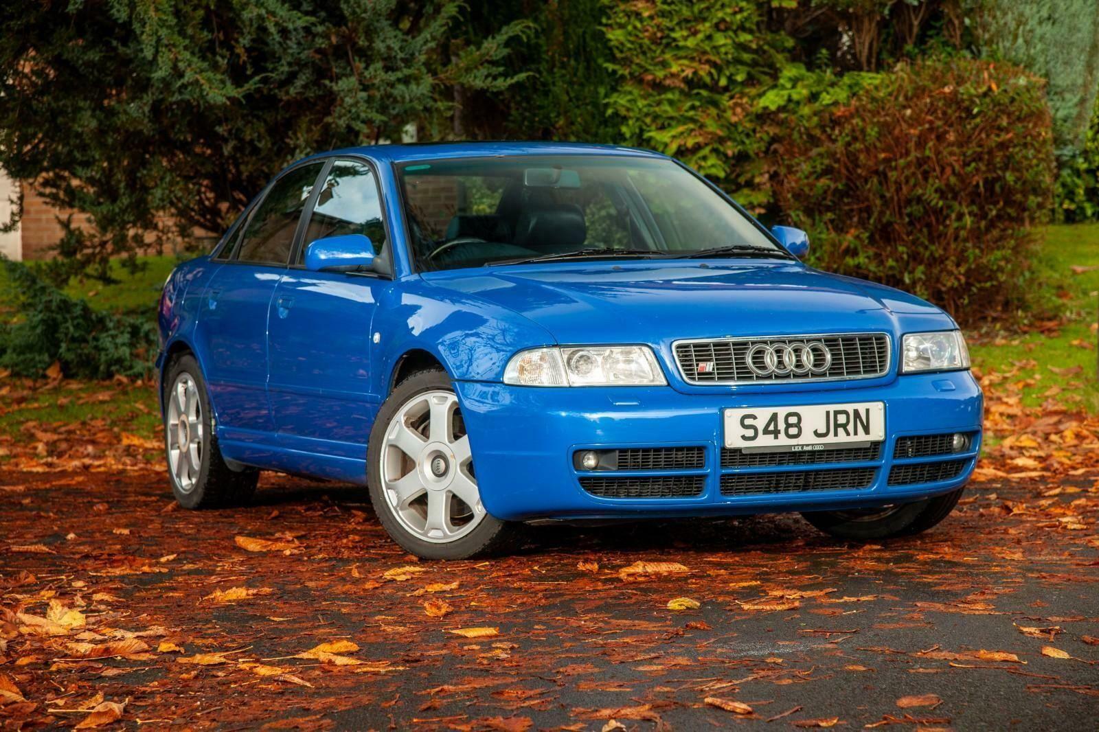 1998 Audi S4 #audi #s4 #classiccar #retrocar #futureclassic