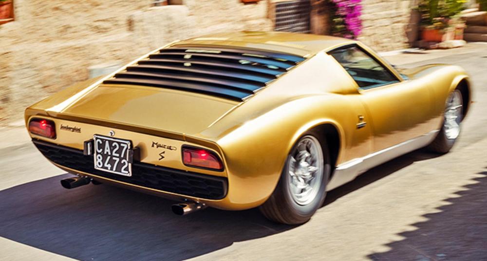 لامبورغيني ميورا تحفة ذهبية وسعر خيالي يفوق ال 3 5 مليون دولار موقع ويلز Toy Car Lamborghini Miura Lamborghini