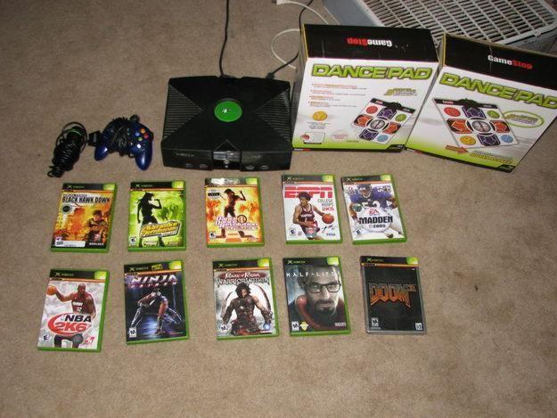 All Original Xbox Games : Original xbox google search all consoles
