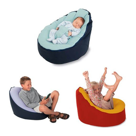 Magnificent Comfortable Baby Bean Bag Support Chair Baby Bean Bag Gmtry Best Dining Table And Chair Ideas Images Gmtryco