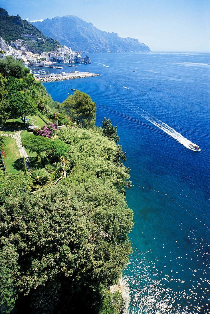 Amalfi Coast Love