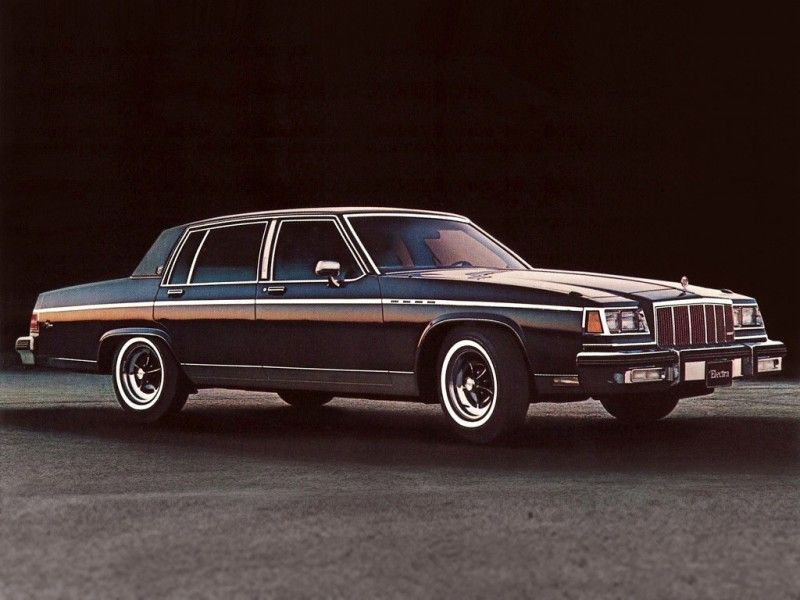 Buick Electra 1980-1984....big old gas suck\'n land cruiser ...