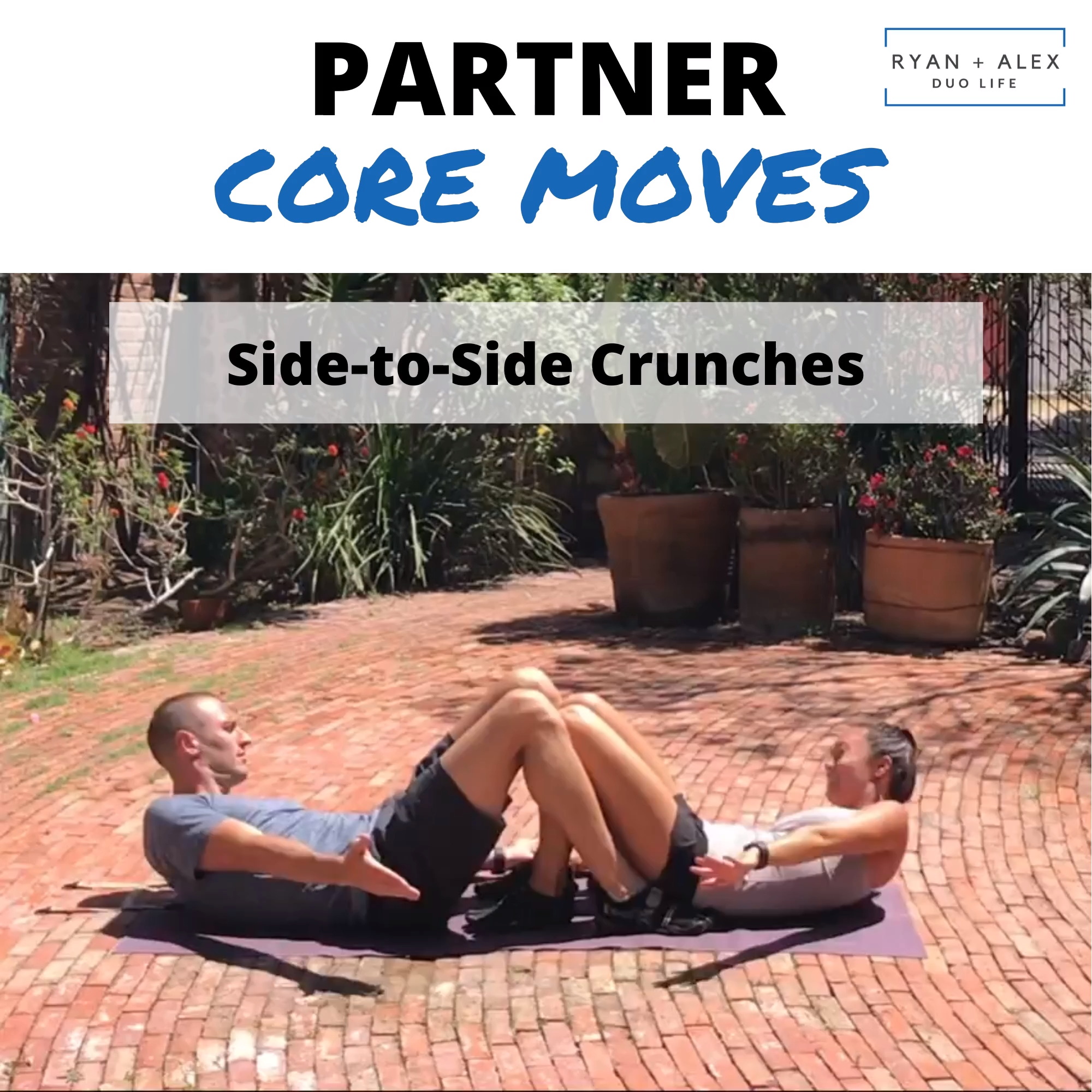 Couple's Workout Routine