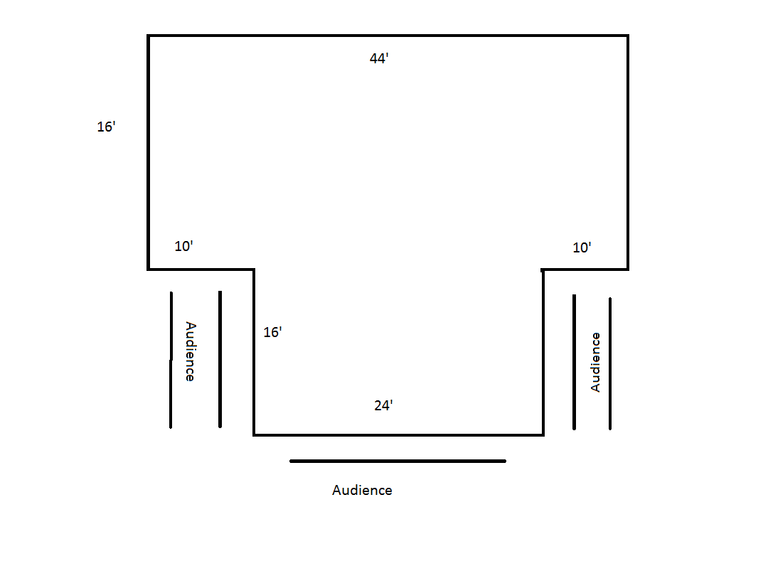 blank theatre stage diagram redarc bcdc charger wiring proscenium specs google search