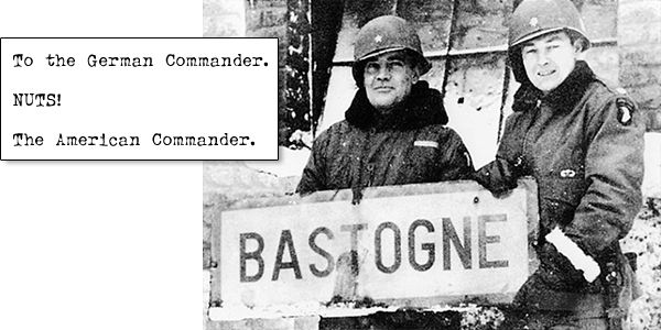 22 Dec 44: Battle of the Bulge, day 6: Germans penetrate up to 40 ...