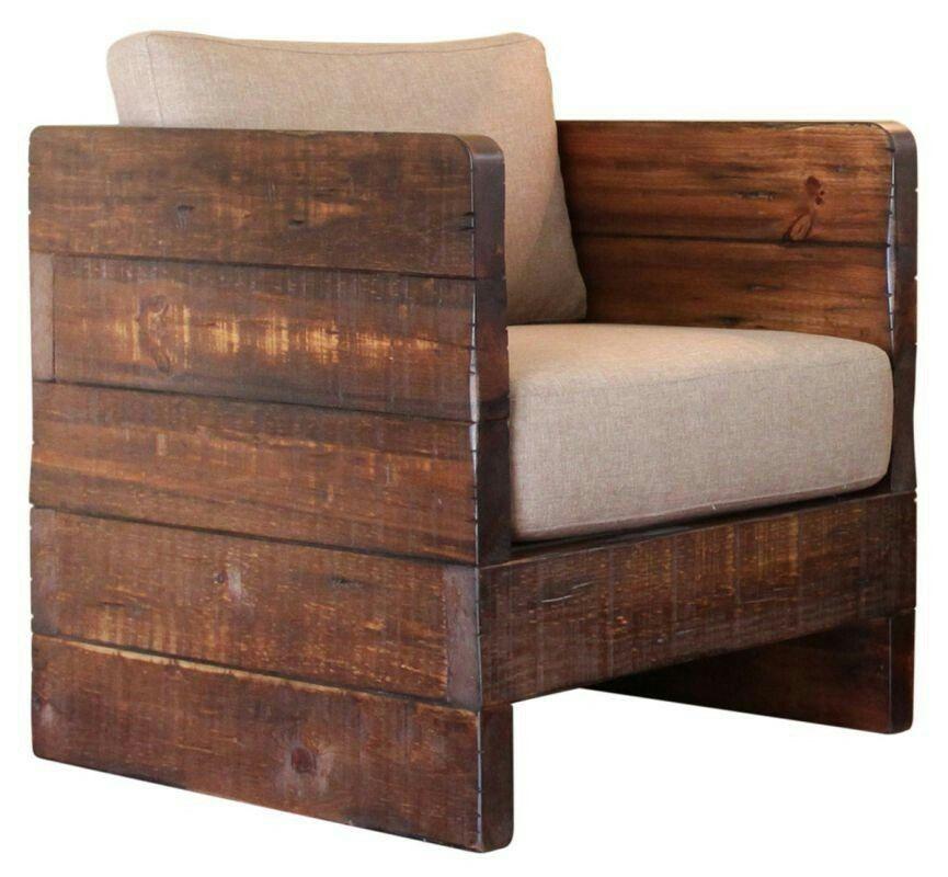 Pin de miguel hernandez en bazar y muebler a pinterest for Sillones de madera reciclada