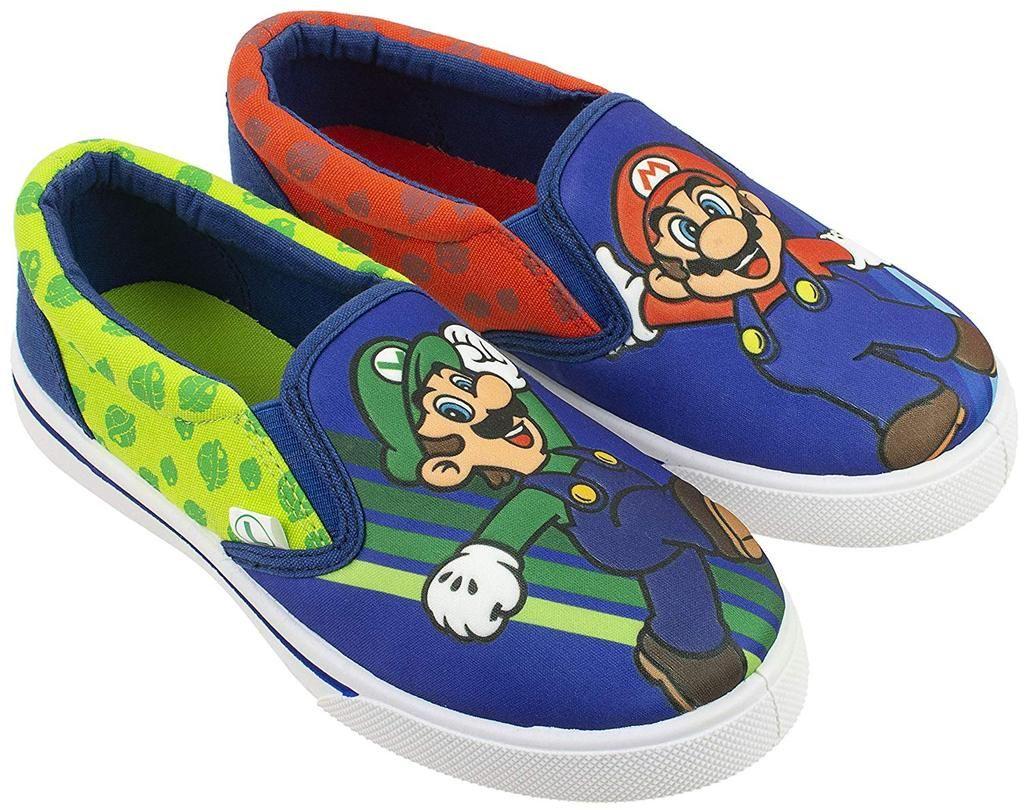Super Mario Brothers Mario \u0026 Luigi Boys