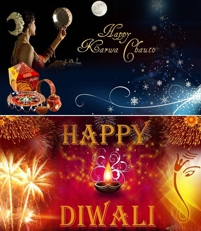 #KarvaChauth and #Diwali… #Culture Carnivals Continue